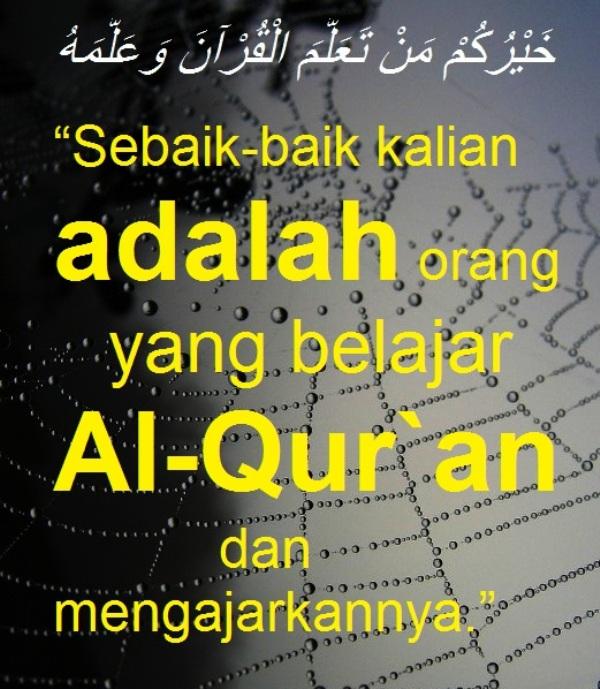 Keutamaan Al Quran